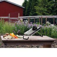 Stainless Steel Mandoline and Vegetable Slicer
