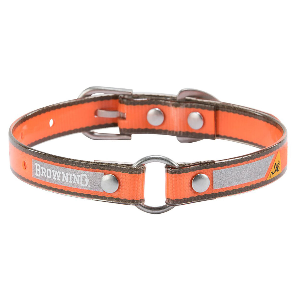 Survival Cord Browning Survival Cord Dog Collar Tactical Dog Collar Large Teak