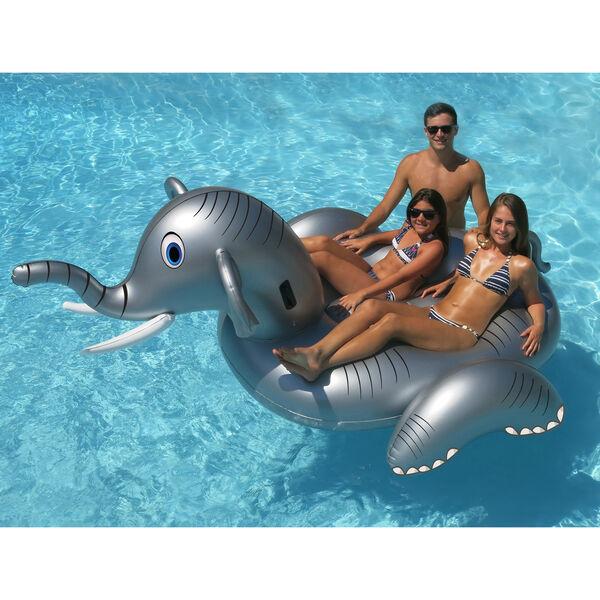 Swimline Giant Elephant Ride-On Float