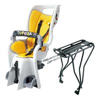 Topeak Bike BabySeat II With Disc-Mount Rack