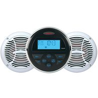 AM/FM/USB/Bluetooth 160 Watt Stereo System