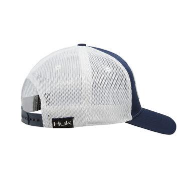 HUK Men's Angler Sport Trucker Hat