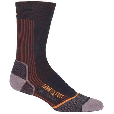 Farm To Feet Men's Damascus Lightweight Crew Sock