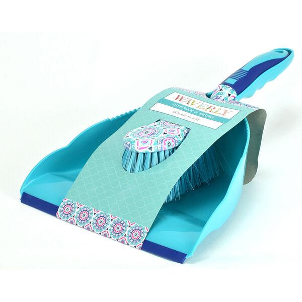 Waverly Dustpan and Brush Set