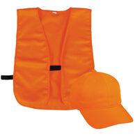 Outdoor Cap Blaze Essentials Cap and Vest Combo