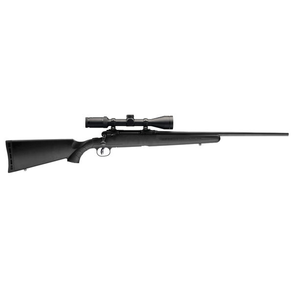 Savage Axis II XP Youth Centerfire Rifle Package