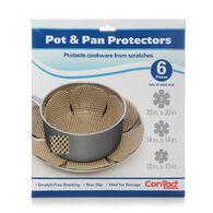 Pot & Pan Protectors - Taupe