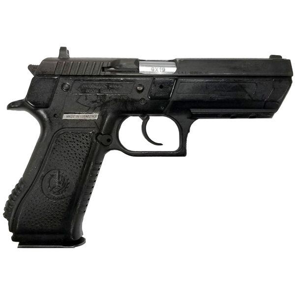 Used Jericho 941FSL Handgun, 9mm