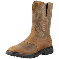 Ariat Men's Sierra Wide Square Steel-Toe Work Boot
