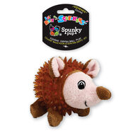 Spunky Pup Lil' Bitty Squeakers Hedgehog Dog Toy