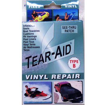 Tear Aid Vinyl Repair Kit Type B 3 Quot X 12 Quot Patch Gander Outdoors
