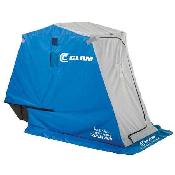 Clam Kenai Pro Fish Trap Ice Shelter