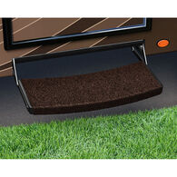 Prest-o-Fit Trailhead Universal RV Step Rugs, Grizzly Brown, 3-pack