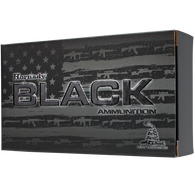 Hornady Black Rifle Ammunition, .300 AAC Blackout, 208-gr., A-Max
