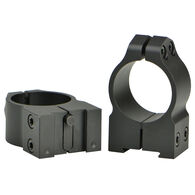 Warne Tikka Fixed Scope Mount Rings