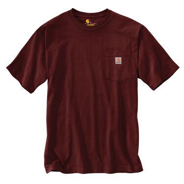 Carhartt Men's Workwear Short-Sleeve Pocket Tee