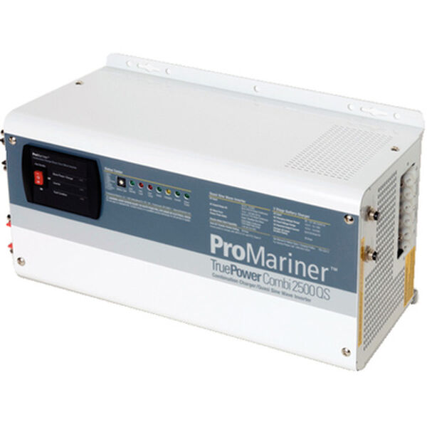 ProMariner Inverter / Charger With Modified Sine Wave Technology