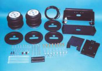 Super Duty Air Springs, Rear - '73-'87 Chevy/GMC, '69-'02 Dodge, '68-'04 Ford Trucks