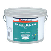 Interfill 833 Fairing Compound, Trowelable (Part A), Half Gallon