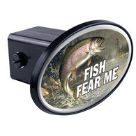 """Trik Topz Fish Fear Me Hitch Cover for 2"""" Receivers"""