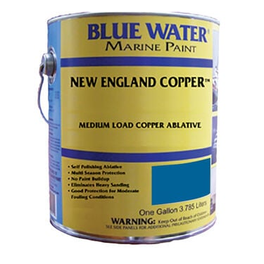 Blue Water New England Copper Ablative, Quart