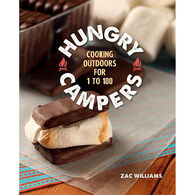 Hungry Campers: Cooking Outdoors For 1 To 100 Book