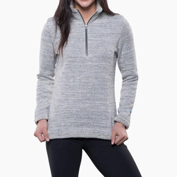 Kuhl Women's Alska Quarter-Zip Sweater