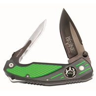 Havalon Bone Collector Rebel Double Folding Knife