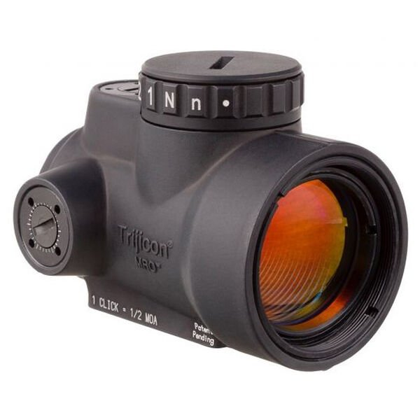 Trijicon 1x25 MRO Red Dot Sight with 2-MOA Red Dot Reticle