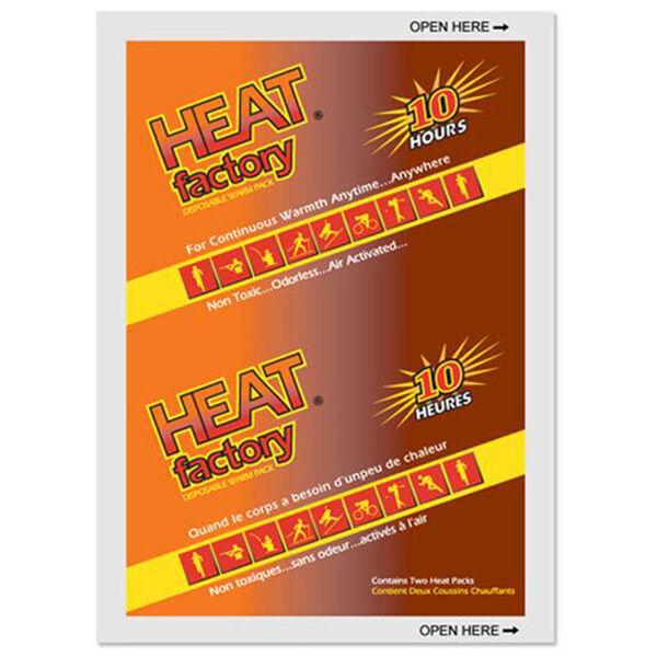 Heat Factory Mini Warmers, 2-Pack