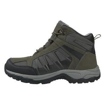 Ultimate Terrain Men's Backbone Waterproof Mid Hiking Boot