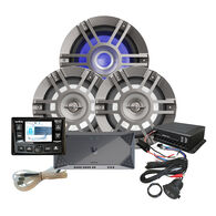 Infinity KAPPAMPK415 Package w/ PRV415 Stereo