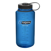 Nalgene Tritan Wide-Mouth 32oz. Water Bottle, Slate Blue