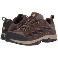Columbia Men's Crestwood Waterproof Low Hiking Shoe