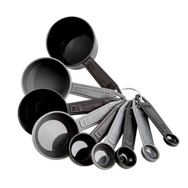 Robert Irvine 9-Piece Measuring Cup and Spoon Set
