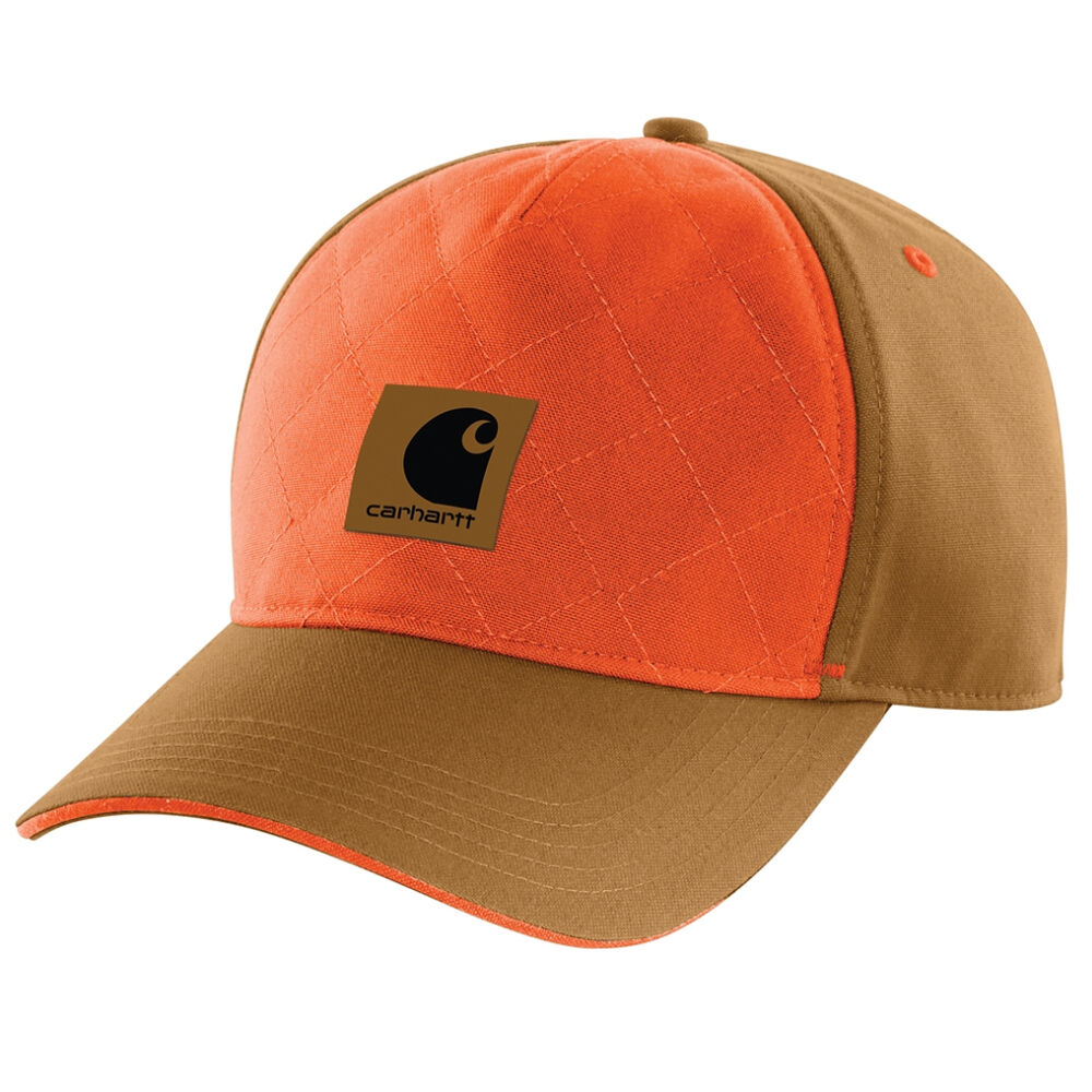 9f13d32060 Carhartt Men's Upland Quilted Cap | Gander Outdoors