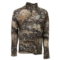 Element Outdoors Drive Series 1/4 Zip Shirt