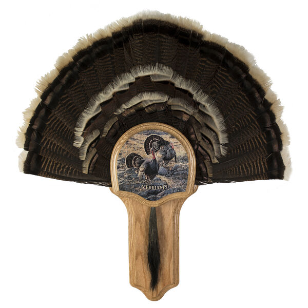 Walnut Hollow Grand Slam Deluxe Turkey Display Kit with Merriam's Image