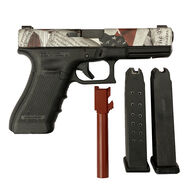 Used Glock 22 Gen4 .40 S&W Handgun Package