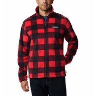 Columbia Men's Steens Mountain Printed Fleece Jacket