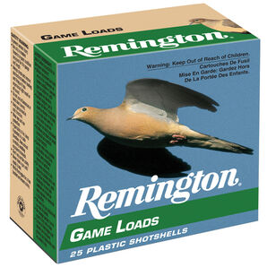 """Remington Game Loads, 20-ga., 2-3/4"""", 7/8-oz., #7.5"""