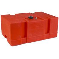Moeller EPA Above Deck Plastic 24-Gallon Fuel Tank
