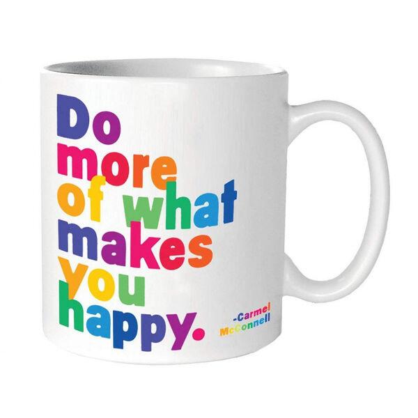 Quotable Cards Happy Mug