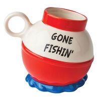 BigMouth Gone Fishin' Mug