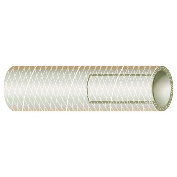 "Sierra 5/16"" Clear PVC Tubing, 50'L"