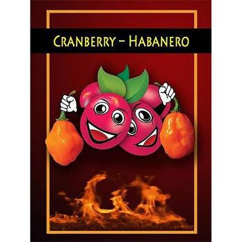 Fire Fruits Cranberry Habanero Hot Sauce