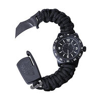 Outdoor Edge Para-Claw CQD Stainless Steel Watch (Large)