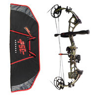 PSE Ramped RTS Compound Bow Package ' Kryptek Highlander
