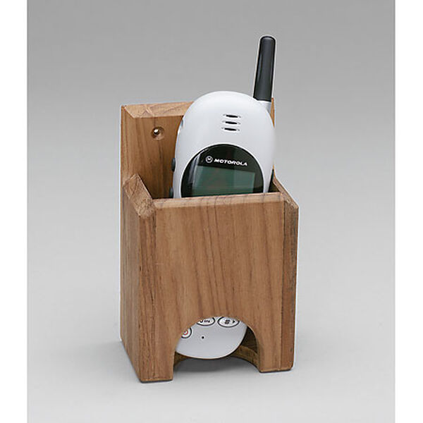 Whitecap Teak Cell Phone Rack