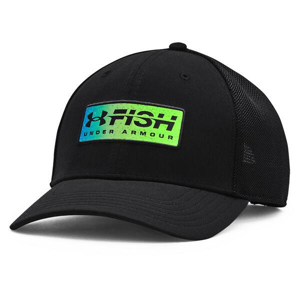 Under Armour Men's UA Outdoor Graphic Trucker Hat